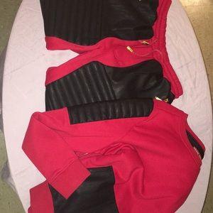 Other - Men's Sweat Suit Size XL